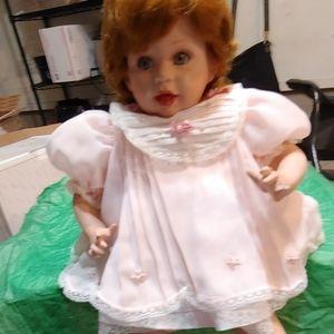 Fayzah Spanos porcelain dolls